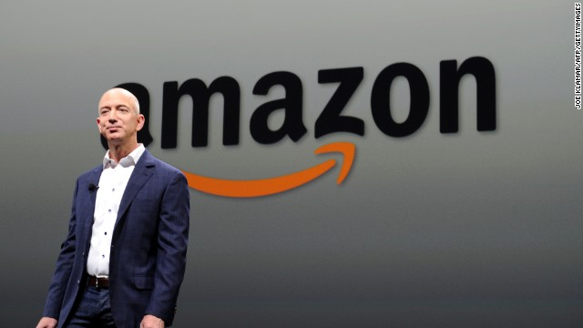 Bezos: 'Path ahead will not be easy'