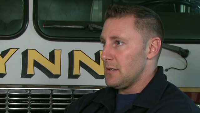 Paramedic saved little girl who lost leg