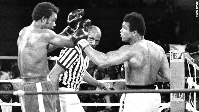 George Foreman: Fighting Ali