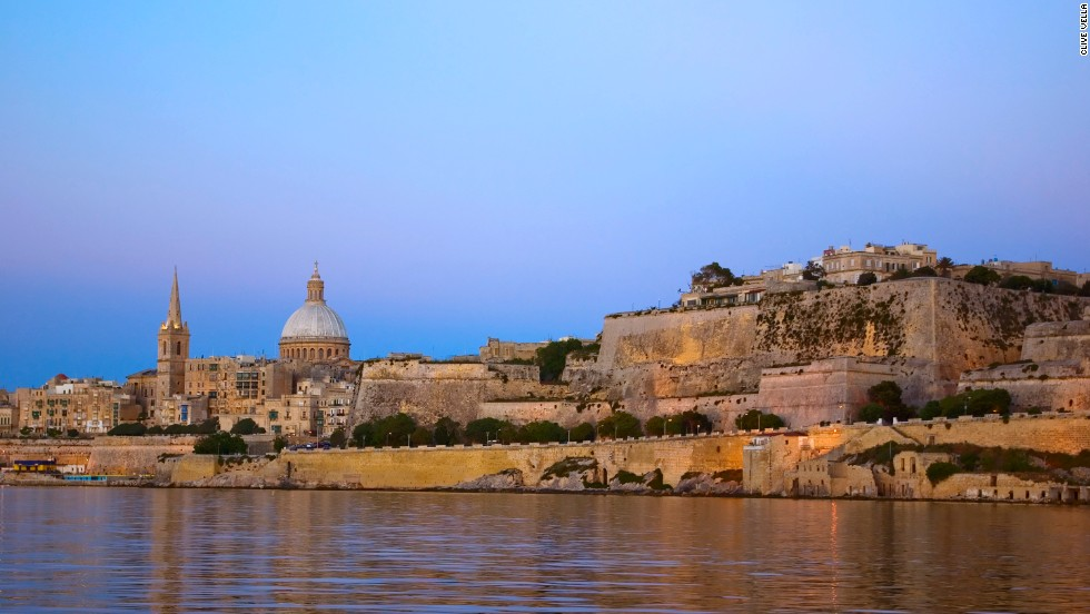 Ruled successively by various ancient empires, Valletta is one of the world's rare urban inhabited sites that's been preserved near perfectly. The tiny peninsula contains 320 monuments, making it one of the most concentrated historic areas in the world.