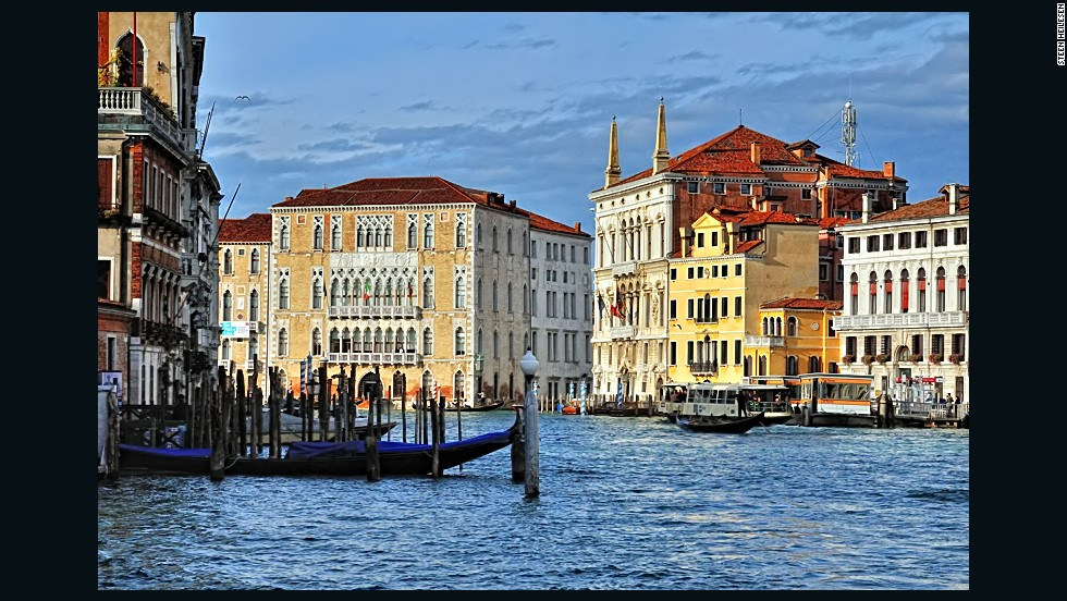 Founded in the 5th century and spread over 118 small islands, Venice is an extraordinary architectural masterpiece in which even the smallest buildings contain works by some of the world's greatest artists such as Giorgione, Tintoretto, Titian and Veronese.