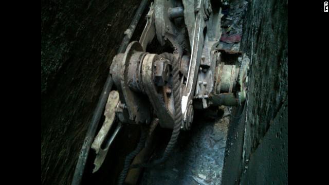 landing Gear from 9/11 Plan Discovered