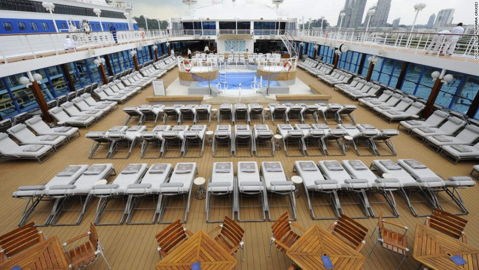 Azamara Club Cruises sail in Europe, Asia, the Americas and the West Indies. Some of what's included: boutique wines, international beers, standard spirits and nonalcoholic drinks.