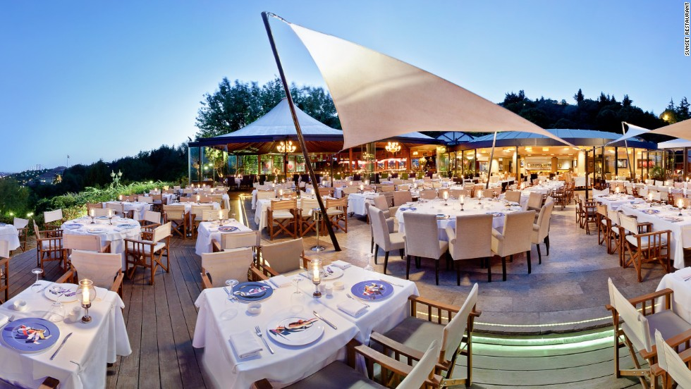 "You don't need to worry about finding a romantic dinner in Turkey's largest city. Here's a selection of the <a href=""http://travel.cnn.com/best-restaurants-istanbul-526756"">finest restaurants in Istanbul</a>."