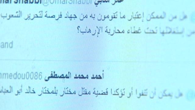 Terrorists spreading ideology on Twitter