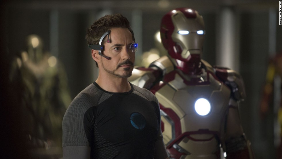 "Winner: ""Iron Man 3"" was the top-grossing film of the year."
