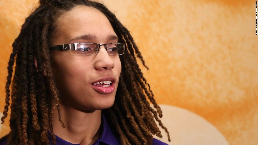 "<a href=""http://bleacherreport.com/articles/1608609-brittney-griner-opens-up-about-her-sexuality"" target=""_blank"">Brittney Griner</a>, selected No. 1 in the 2013 WNBA draft by the Phoenix Mercury, is openly gay."
