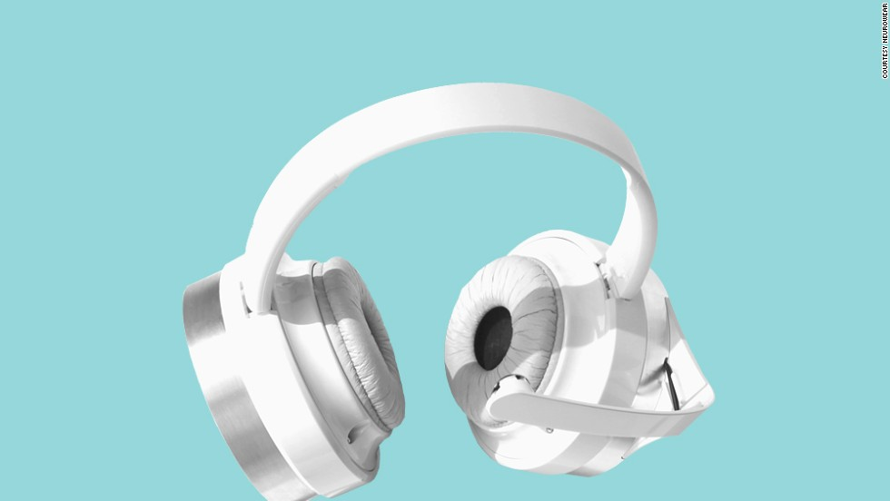 "Of course the next step from learning about your lifestyle is actually <em>feeling</em> it. These headphones from <a href=""http://micobyneurowear.com/"" target=""_blank"">Neurowear</a> can read your subconscious mind. Yes, really. With a sensor that measures brainwaves they detect your mood and select music from your playlists to match it."