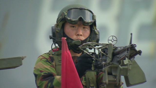 U.S.-S. Korean war games ripe with risks