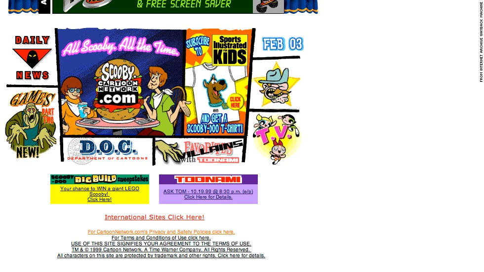 restore website from wayback machine
