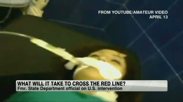 How red must red line be in Syria?