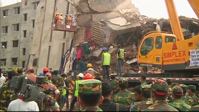 Bangladesh PM: 'Accidents happen'