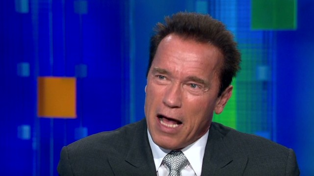 Schwarzenegger: U.S. 'greatest country'