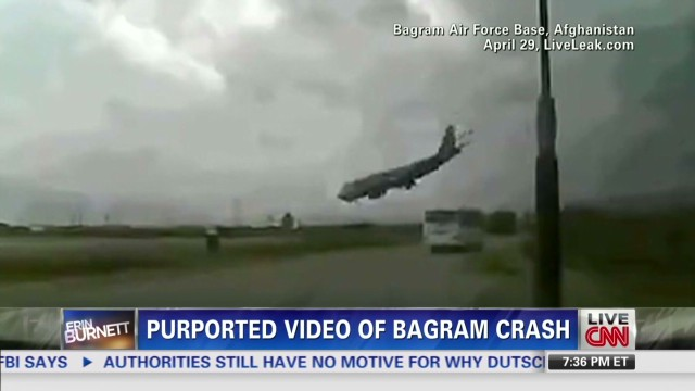 Could cargo have caused 747 crash?