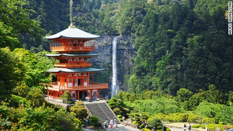 World's best unknown hike: Japan's Kumano Kodo