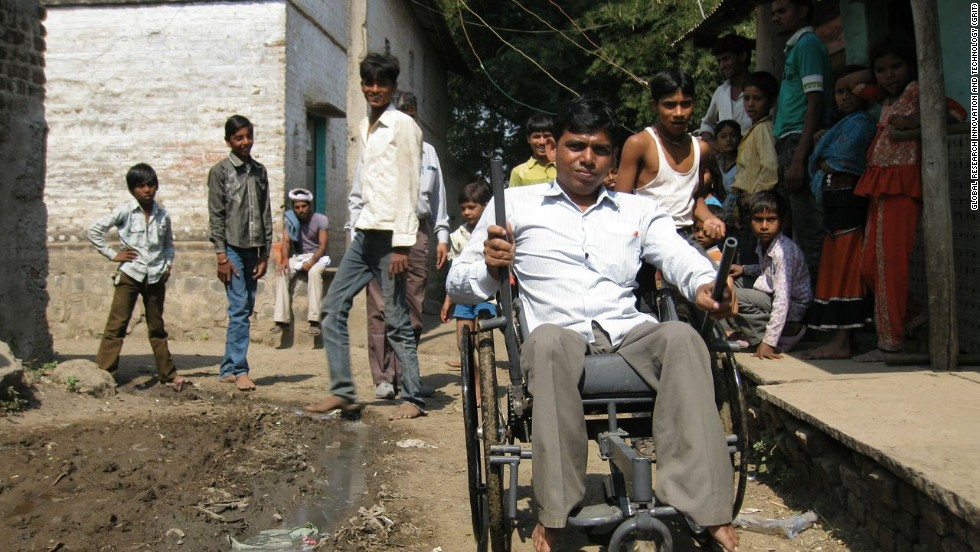 The price point for the LFC is considerably less than other off-road wheelchairs, which usually cost $4,500 to $6,500. The LFC costs $200, making it an affordable option in poorer communities.