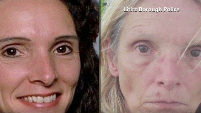 Missing mother's dramatic transformation