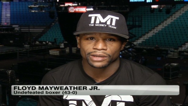 Mayweather: I'm maturing after jail