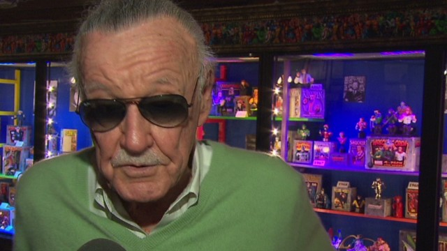Stan Lee: I'm surprised by the fame