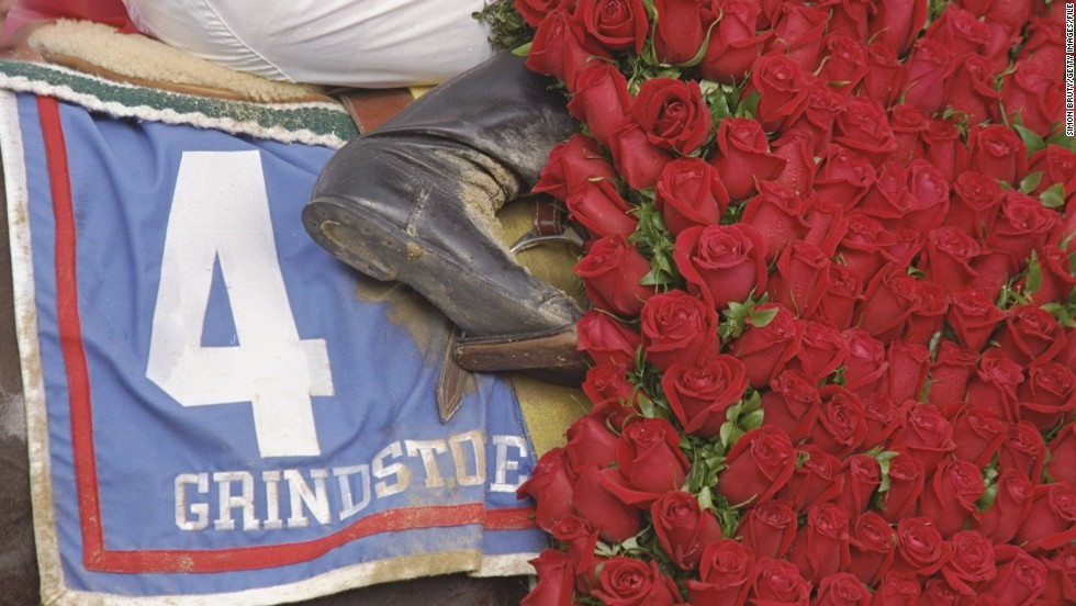 "It has been dubbed ""The Run for the Roses"" but will the sun be shining on Saturday when the Kentucky Derby takes place?"