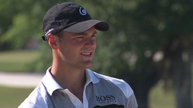Life on the road with Martin Kaymer