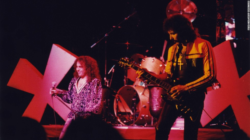 "Like other bands we've included, Black Sabbath started long before the '80s, but that doesn't mean they didn't still have life in them years later. With Ronnie James Dio, the band released 1980's successful ""Heaven and Hell."""