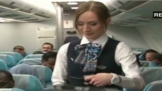 Are Turkish flight attendants too sexy?