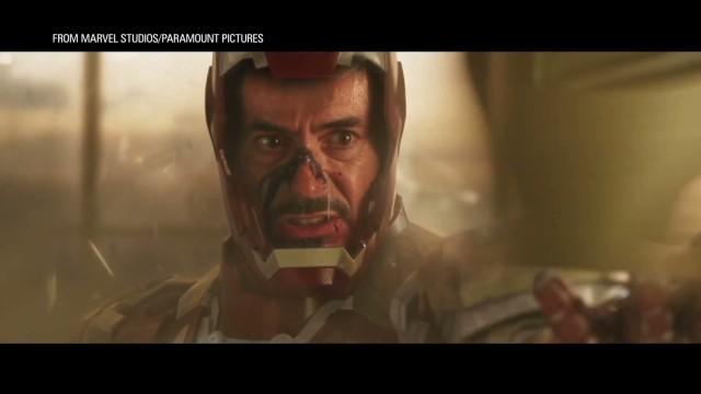 Film an 'Iron' hit overseas