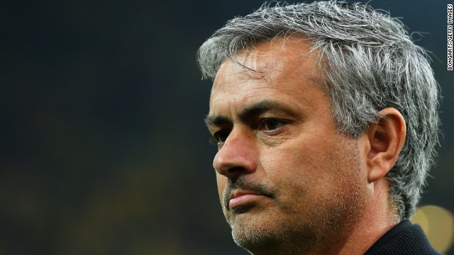 Real Madrid manager Jose Mourinho has endured a difficult season with the Spanish giants.