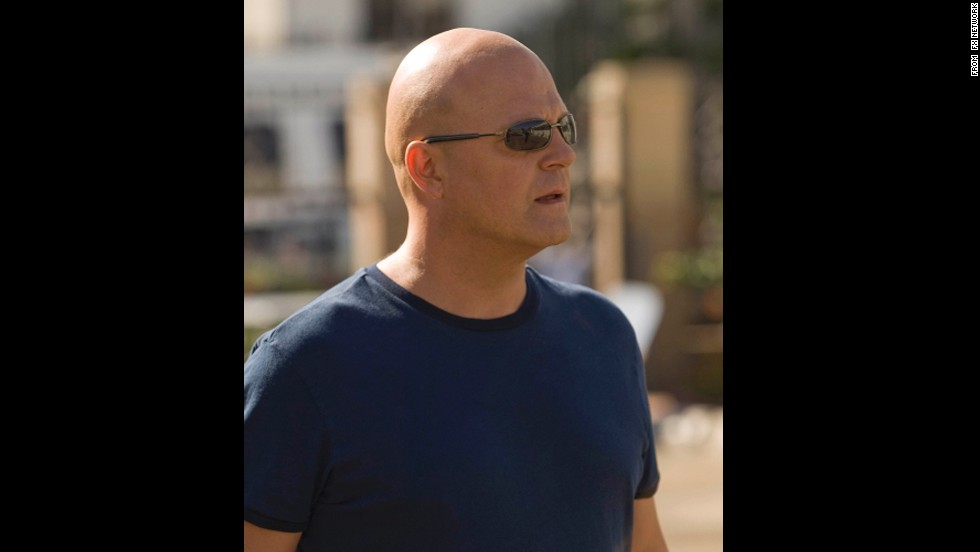 "<strong>""The Shield"" (2002)</strong>: Michael Chiklis was better known as the cuddly ""Commish"" until he took on the role of the brutal cop Vic Mackey, and his series always kept its audience on its ethical toes."