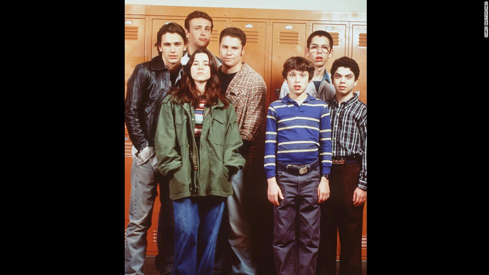 "<strong>""Freaks and Geeks"" (1999)</strong>: Another series that got high school right and suffered in the ratings for it. Its cast, however -- including Seth Rogen, Linda Cardellini and James Franco -- has gone on to big things."