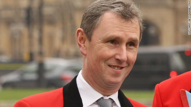 Nigel Evans, seen her in 2011, was arrested on suspicion of rape and sexual assault on May 4.
