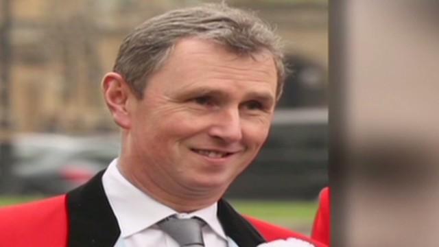 British MP arrested on suspicion of rape