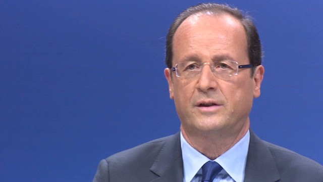 Hollande's first year doesn't end well