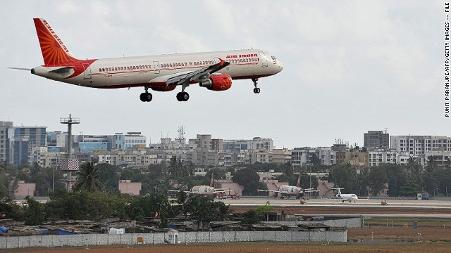 The airline denied reports both pilots had vacated the cockpit at the same time. (File photo)