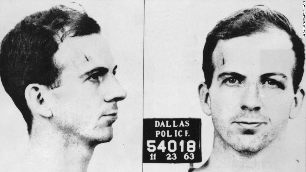 "Lee Harvey Oswald was buried -- on the same day as President John F. Kennedy -- in Rose Hill Burial Park in Fort Worth, Texas. His brother remembers hoping to have ""private moments"" at the funeral but arrived to learn that news reporters had carried his brother's casket to the grave, which was mobbed with police and Secret Service agents. Oswald's tombstone would later be stolen. It was replaced with a simpler version. In 1981, his body was exhumed to determine if the body was actually Oswald's. It was. Oswald was re-buried and the damaged coffin was auctioned off for $87,468."