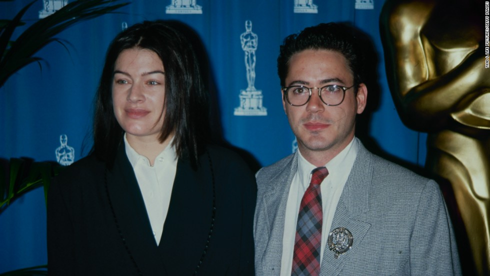 Also in 1992, Downey married actress Deborah Falconer. They had a son, Indio, in 1993.