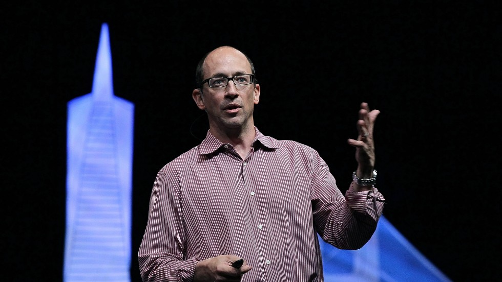 """Be in this moment. Now be here in this moment. Now, be here in this moment,"" Twitter CEO Dick Costolo told grads at the University of Michigan, his alma mater, on May 4. In this earlier moment, he spoke to Twitter developers in 2010."