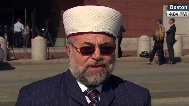 Boston Imam: Suspect should be buried