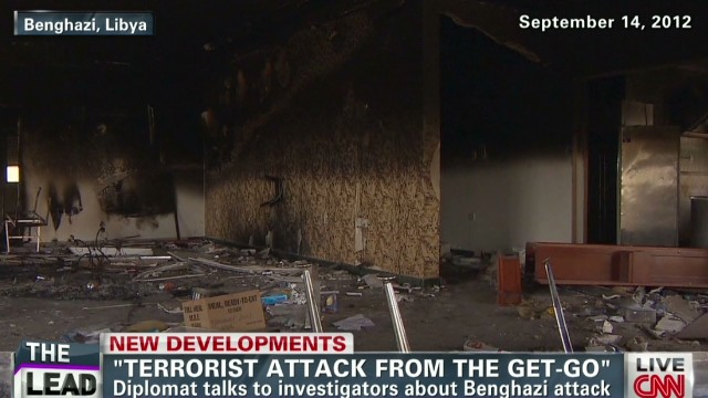 Benghazi: Terrorist attack from the start