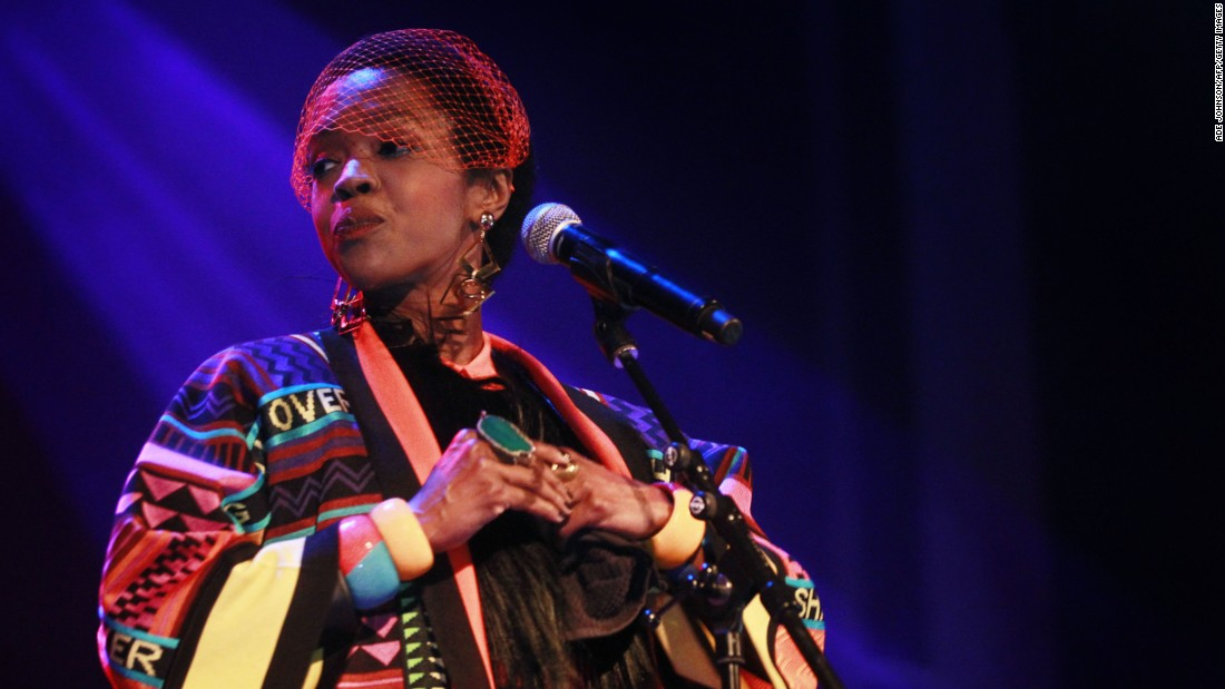 "Singer Lauryn Hill may be strong in some of her opinions (she reportedly prefers to be called ""Ms. Hill""), but there <a href=""http://www.snopes.com/politics/quotes/laurynhill.asp"" target=""_blank"">appears to be no truth</a> to the story that she told MTV she would rather her children starve than have white people buy her music."