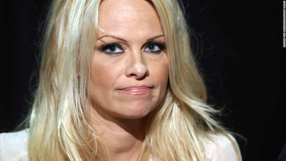 Actress Pamela Anderson was hit by a big back-tax bill in December 2012, totaling about $370,000.