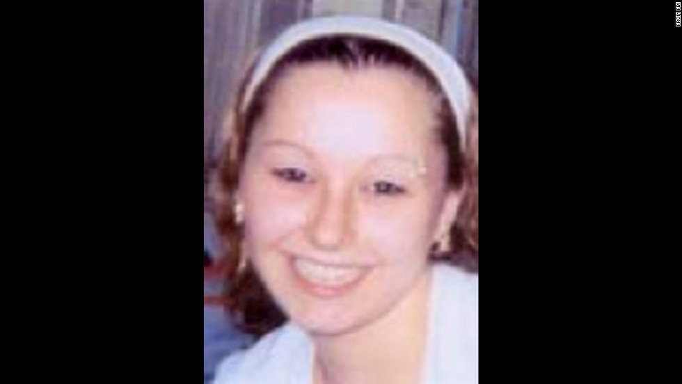 Amanda Berry vanished a few blocks from her Cleveland home on April 21, 2003. She was 16.