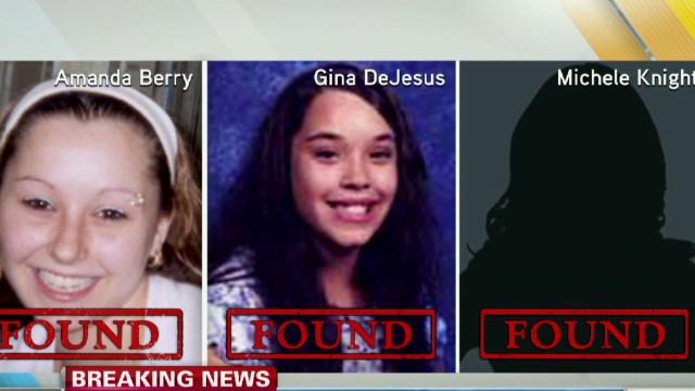 Three missing women found alive