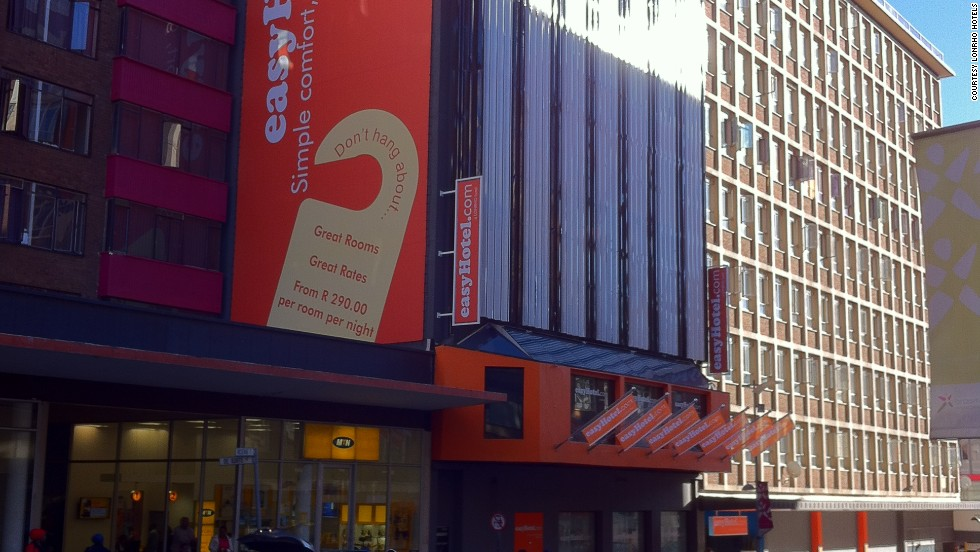 Africa's growth prospects has also prompted Lonrho to partner with easyGroup to open their first low budget hotel in the continent at the heart of Johannesburg's commercial center.