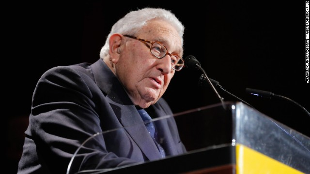 Nobel Peace Prize winner Henry Kissinger's On China is on a list of books recommended by EPL players.