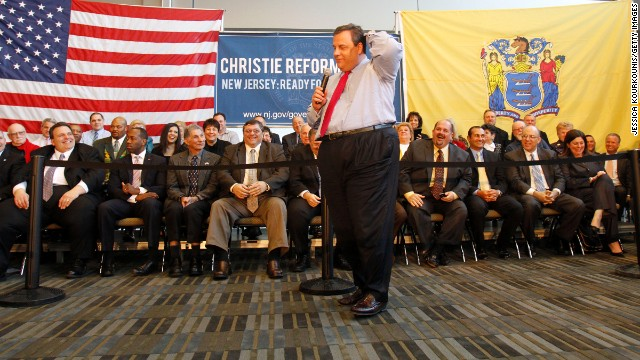 What Christie's surgery means for 2016