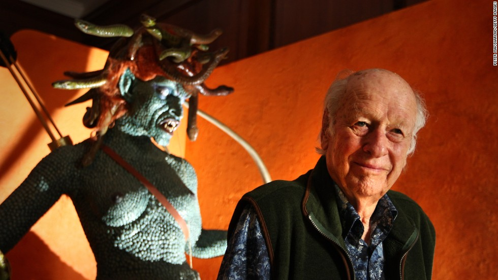 "<a href=""http://www.cnn.com/2013/05/07/showbiz/movies/obit-ray-harryhausen/index.html"">Ray Harryhausen</a>, the stop-motion animation and special-effects master whose work influenced such directors as Steven Spielberg, Peter Jackson and George Lucas, died on May 7 at age 92, according to the <a href=""https://www.facebook.com/pages/The-Ray-and-Diana-Harryhausen-Foundation/125012827632564"" target=""_blank"">Facebook page</a> of the Ray and Diana Harryhausen Foundation."
