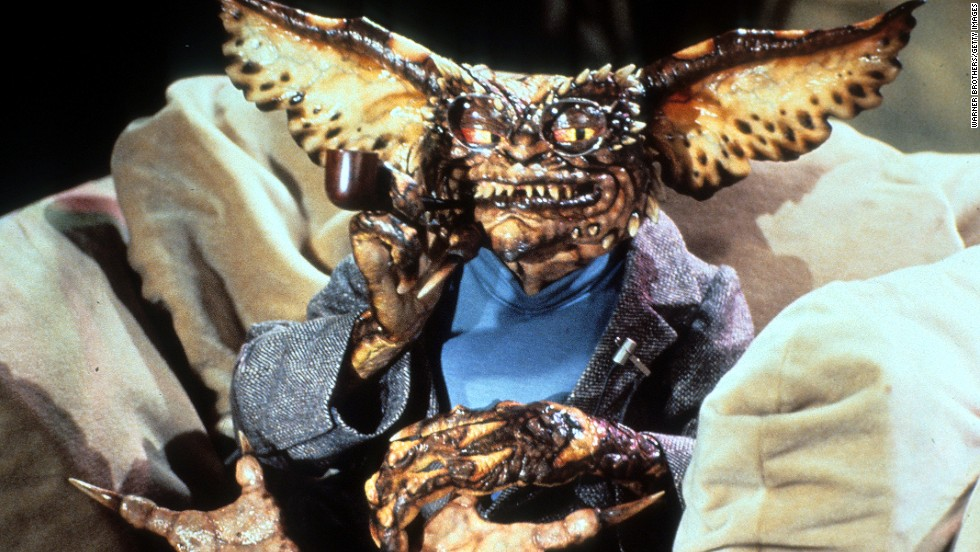 """Gremlins 2: The New Batch"" from 1990 features a rhedosaurus, a creature from Harryhausen's 1952 film, ""The Beast From 20,000 Fathoms."""