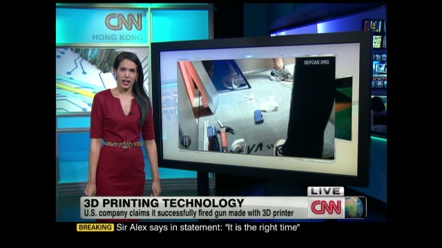 Printing the future in 3-D